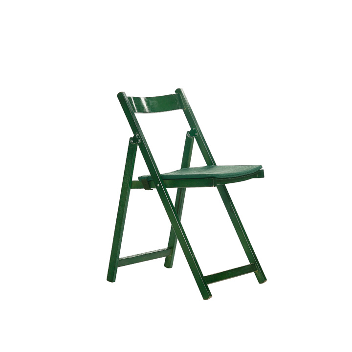 Party Rent : Plegable verde